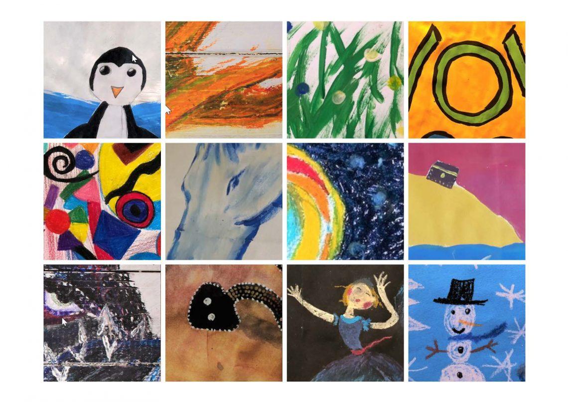 Kalender von Kindern und Jugendlichen 2019