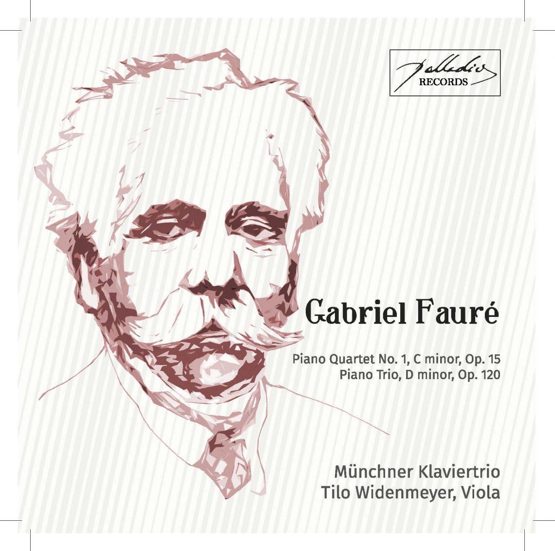 CD Cover Fauré